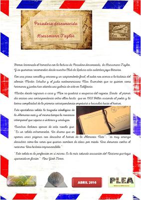 PDF TAYLOR DESCONOCIDO KRESSMANN PARADERO