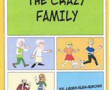 Cómic The Crazy Family.