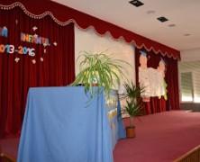 Despedida de la promoción 2013-2016 de Educación Infantil