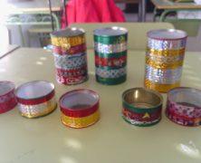 Elaboración productos para Navidad