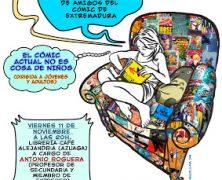 Charla-presentación: El mundo del cómic hoy