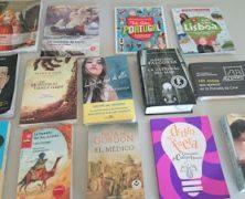 Nuevos fondos para nuestra biblioteca