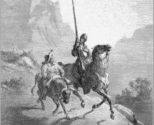 Ficha de lectura del Quijote