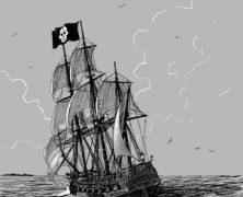 La caja de Pandora: Canción del pirata
