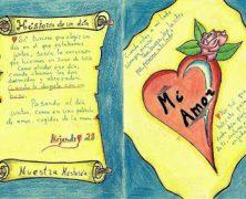 Ganadores del certamen de cartas de amor