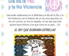 CELEBRAMOS EL DÍA DE LA PAZ Y LA NO VIOLENCIA