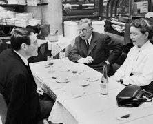 Las cartas de Simone de Beauvoir a Lanzmann se van a Yale