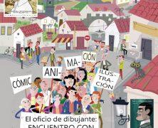 El oficio de dibujante: Encuentro con Fermín Solís