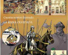 Cuentacuentos ilustrado y charla sobre la Edad Media, por Pedro Camello y Gol