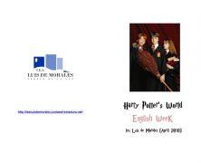 HARRY POTTER'S WEEK ENGLISH WEEK