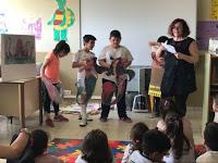 TALLLER DE LECTURA CON 3º EDUCACIÓN PRIMARIA