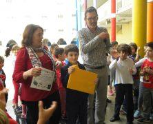 """Premios 1º y 2º Concurso de Lectura """"La isla del tesoro"""""""