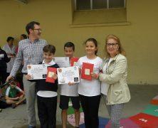 """Premios 3º,4º,5º y 6º Concurso de Lectura """"La isla del tesoror"""""""