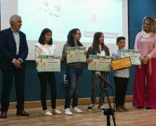 Segundos por equipo en el Concurso Regional de Lectura