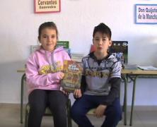 Los alumnos-as de 4º nos recomiendan lecturas.