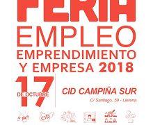 Feria de empleo, emprendimiento y empresa