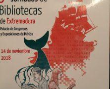 5ª Jornadas de Bibliotecas de Extremadura