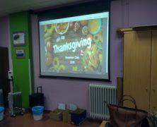 Nuestro particular Thanksgiving day