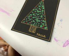 Comienza diciembre….ya huele a Navidad en nuestra biblioteca.