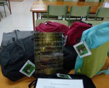 Salen las mochilas viajeras!!!!
