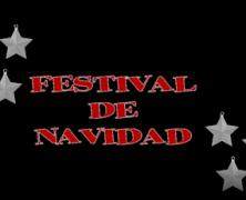 FESTIVAL DE NAVIDAD VÍDEOS: INFANTIL