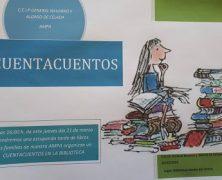 Cuentacuentos en el Rincón de Navarrete