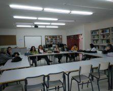Encuentro del Proyecto Interbibliotecas del CPR de Almendralejo