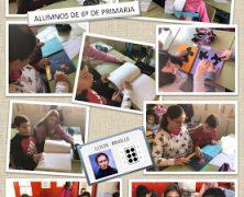 Braille: Leyendo con las manos