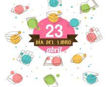 23 de abril, feliz Día Internacional del Libro