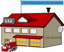 EXCURSIÓN PARQUE DE BOMBEROS DE CÁCERES: 1º DE INFANTIL