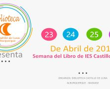 Semana del Libro 2019 de IES Castillo de Luna