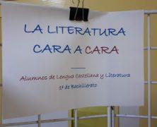 LA LITERATURA CARA A CARA