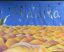 FOTOS MUSICAL: LAS AVENTURAS DE ALADINA