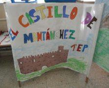 PRIMERA VISITA AL CASTILLO DE MONTÁNCHEZ