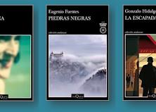 Luis Landero, Eugenio Fuentes, Gonzalo Hidalgo Bayal