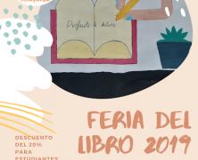 Próxima Feria del Libro 2019… te esperamos