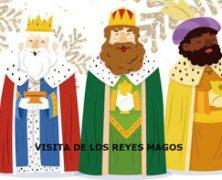 FOTOS VISITA DE LOS REYES MAGOS