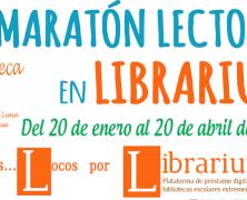 Convocamos la Segunda Maratón Lectora en Librarium