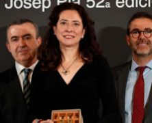 Ana Merino gana el Nadal de novela