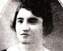María Cerrato, la primera veterinaria española.