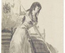 """Goya: """"Solo la voluntad me sobra"""""""