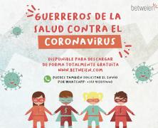 """""""Guerreros de la Salud contra el Coronavirus"""" – Libro infantil sobre el coronavirus"""