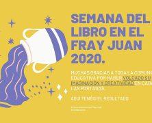 SEMANA DEL LIBRO 2020