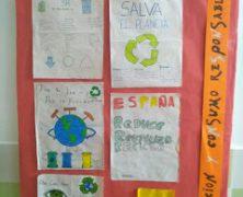 """RETO 1: """"Para aprender a reciclar, hay que saber clasificar»"""