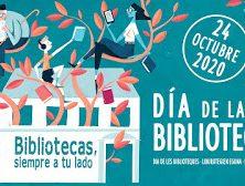 DÍA DE LA BIBLIOTECA 2020, lectura de textos
