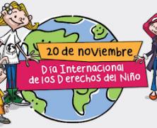 VÍDEO DÍA DE LOS DERECHOS DEL NIÑO: Trabajo realizado en cada clase