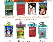 LECTURAS PARA DICIEMBRE. HAPPY CHRISTMAS