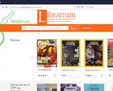 INFORMACIÓN A LAS FAMILIAS- USO DE LA PLATAFORMA LIBRARIUM