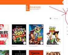 Librarium: películas… ¡cómo nos gusta el cine!