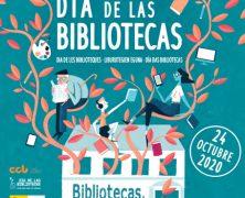 DÍA DE LAS BIBLIOTECAS ESCOLARES 2020. EL REGALO DE LADY BOOK.